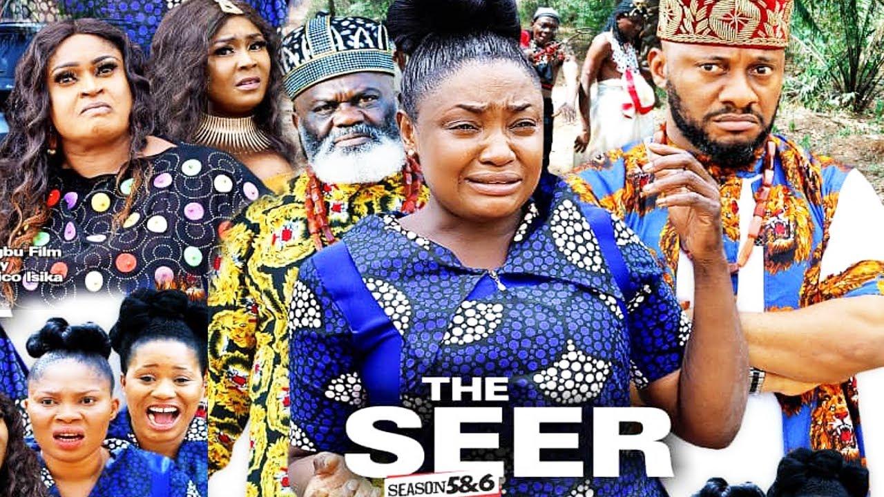 Download THE SEER SEASON 5 {NEW HIT MOVIE) - YUL EDOCHIE 2020 LATEST NIGERIAN NOLLYWOOD MOVIE