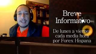 Breve informativo - Noticias Forex del 6 de Septiembre 2017