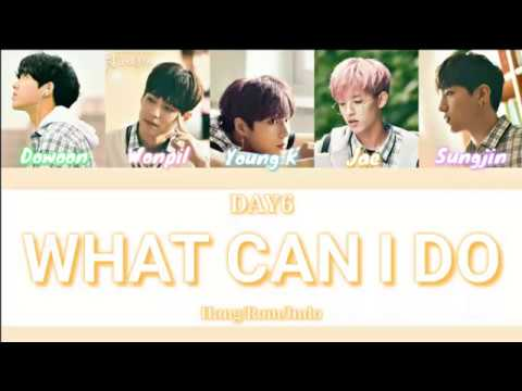 [INDO SUB] Day6 - What Can I Do