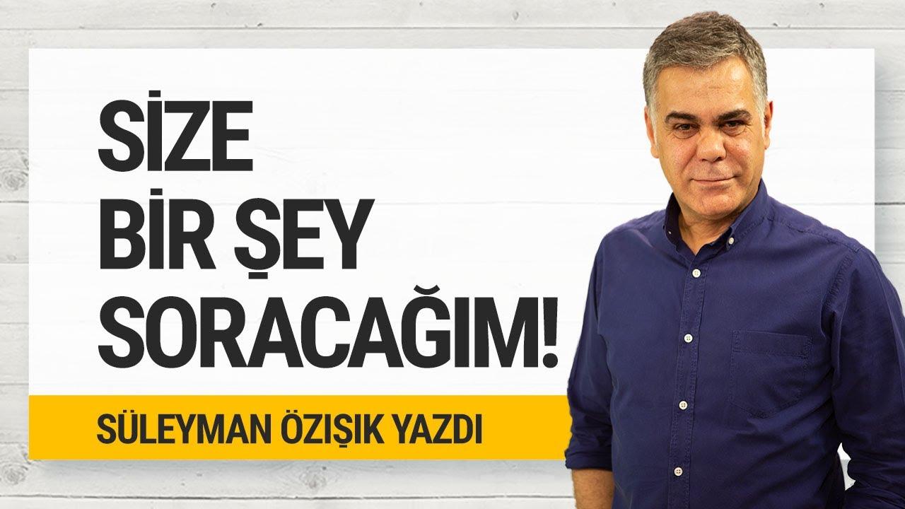 ÖZGECAN ASLAN, MÜNEVVER KARABULUT, EMİNE BULUT... (Süleyman Özışık - Gazeteoku - Sesli Makale)
