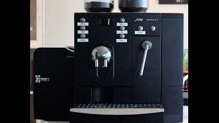 Jura Impressa X7-S суперавтомат профессиональная кофемашина. Приготовление напитков(, 2016-11-07T19:48:32.000Z)