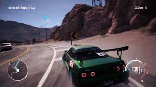 Need for Speed Payback - Fundort Stillgelegtes Auto SHIFT LOCK Nissan Skyline R32
