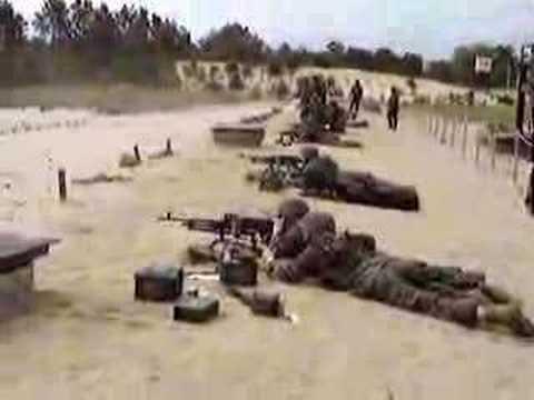 M240G Shoot @ FT Dix, USMC AT