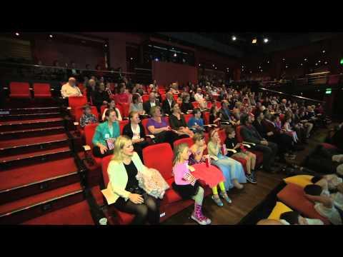 Sydney Opera House: Little Big Shots 2013 Opening Night
