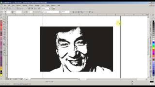 Cómo Convertir una Foto a Blanco y Negro en CorelDraw