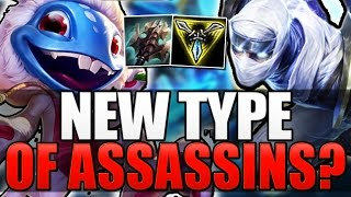 THE NEW TYPE OF ASSASSINS? - League of Legends