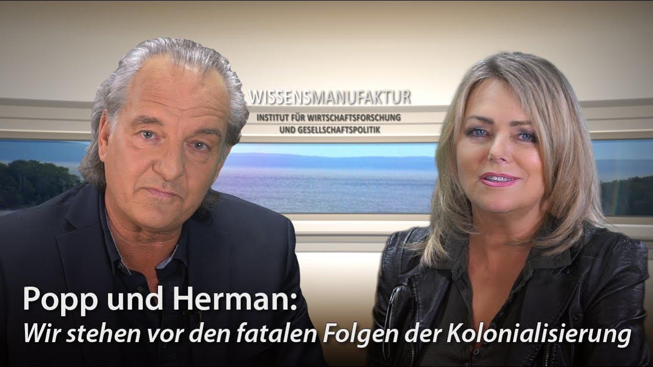 Andreas Popp Eva Herman