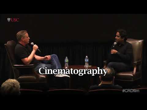 USC Film School   CRD   Q&A Kranti Kanadé