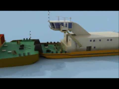 Shallow-Draft Pusher-Tug 14063