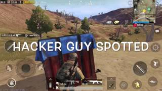 This Cheater Has Unlimited Health!   PUBG Mobile Lightspeed   100% HACKER!   YouTube 3