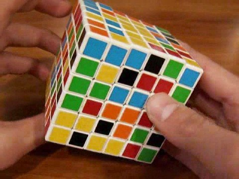 How To Solve a 6x6x6 Cube part 1 - YouTube | 480 x 360 jpeg 38kB