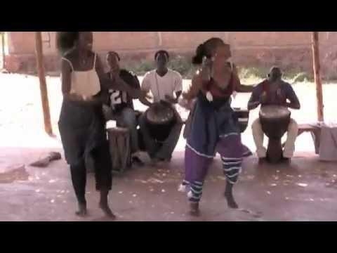 """Wolosodon"" Mali Music & Dance w/ Djembe Grand Master Aruna Sidibe & Master Dancer Ami Doumbia"
