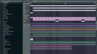 Deadmau5 - Not Exactly 2010 edit (BlueShift Remix) In FL Studio, Progressive House