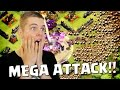 MEGA GROTE CLASH OF CLANS ATTACK!! NEDERLANDS