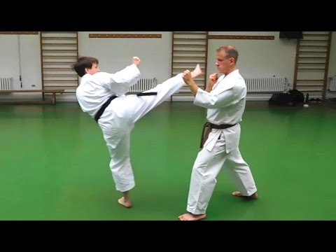 Karate Training in Berlin