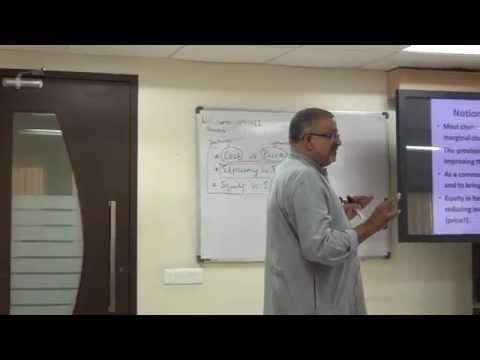 Health Economics-Dr. B R Shamanna (University of Hyderabad)-Part 02