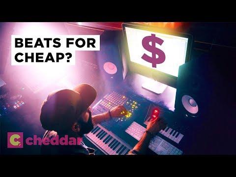 Hip Hop's Underground Beat Economy - Cheddar Explains