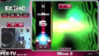 [EZ2AC : EV] 5K ONLY - (13) Minus 2 [HD] (ver 1.60)