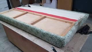 видео Обивка и перетяжка старой мебели