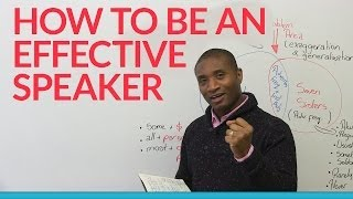 How to be an effective speaker: BE SPECIFIC! thumbnail
