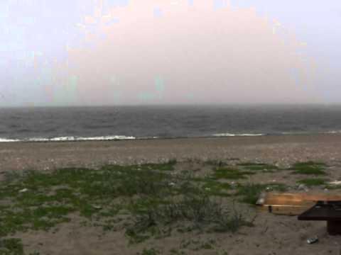 Hudson's Bay Beach on a Sunny July 10