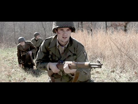 """DIARY OF A SERGEANT"" (2016) Full World War 2 Film"