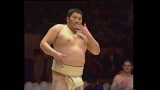 Как зажигались звёзды российского сумо. Аяс Монгуш - Давид Цолагов