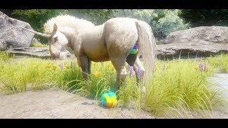 ARK Mod Rồng #1 : Bắt Được Huyền Thoại Ngựa Một Sừng Đẹp Tuyệt !!