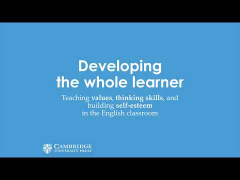 Cambridge University Press «Developing the whole learner»