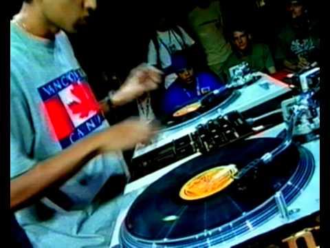 1999 - DJ Wax (Canada) - DMC World DJ Final