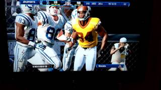 Madden NFL 13 Gameplay ps3