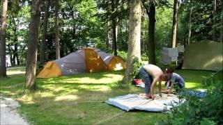 Amatør film om Silkeborg Sø Camping & Feriehuse