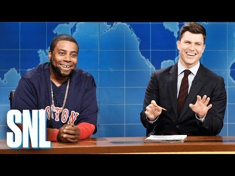 Weekend Update: David Ortiz on Red Soxs World Series Win - SNL