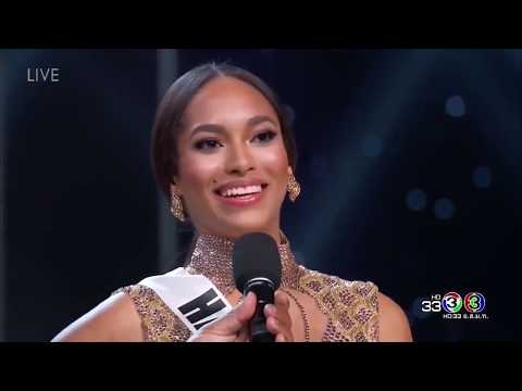 (HD) Miss Universe 2016: Haiti - Raquel Pelissier | 1st Runner Up - Full Performance