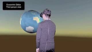 [EuroVis 2018] Maps and Globes in Virtual Reality (VR)