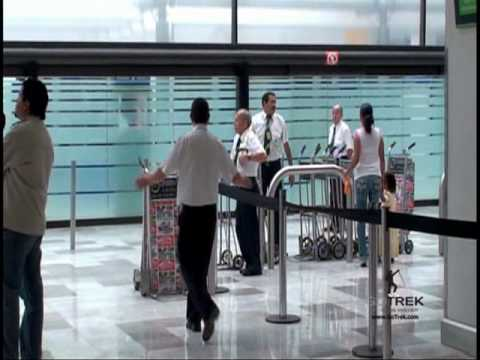 Arriving at mexico city international airport with gotrek youtube sciox Gallery