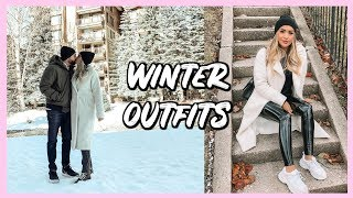 WINTER OUTFIT IDEAS! UNPACK WITH ME FOR VAIL