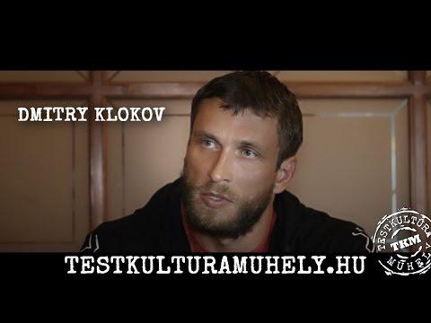 Testkultúra Műhely Extra - Dmitry Klokov