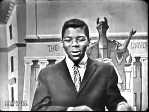 "Frankie Lymon ""Little Bitty Pretty One"""