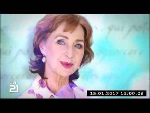Christine Kaufmann bei Channel21 am 15.01.2017 - Teil 3