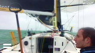Première nav musclée  - Sébastien SIMON / Morgan LAGRAVIERE