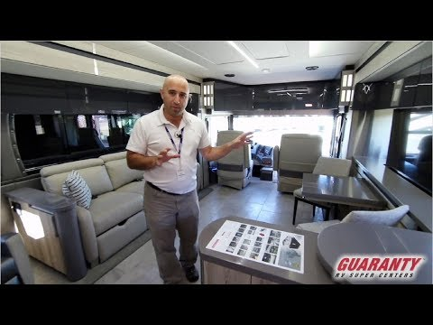 2019 Winnebago Horizon 40 A Class A Luxury Diesel Motorhome • Guaranty.com