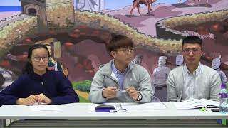 Publication Date: 2018-01-02 | Video Title: 香港培道中學- 浸大同學分享 - 國共合作