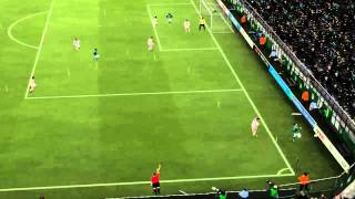 Leon vs Guadalajara jornada 6 apertura 2015