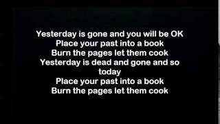 SIA Burn The Pages (lyrics)