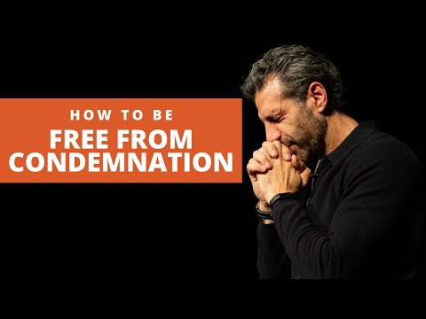 How To Be Free From Condemnation
