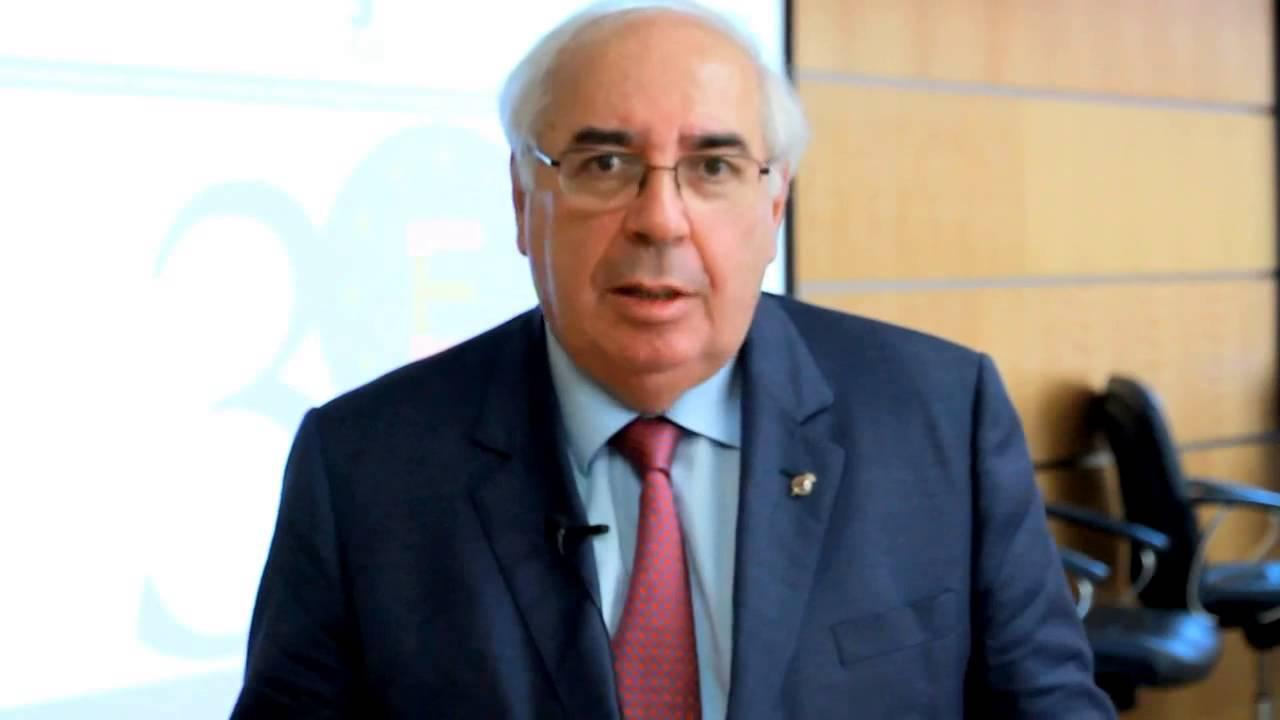 Vicente Álvarez Areces en 30 años de España en la UE