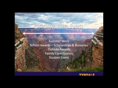 SchoolFinder Group Webinar Series - Finding Scholarships