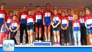 NK Wielrennen jeugd 2018 - SLOS