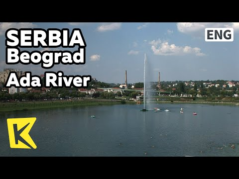 【K】Serbia Travel-Beograd[세르비아 여행-베오그라드]아다강변의 인공호수/Ada River/Artificial Lake/Resort/Bungee jump